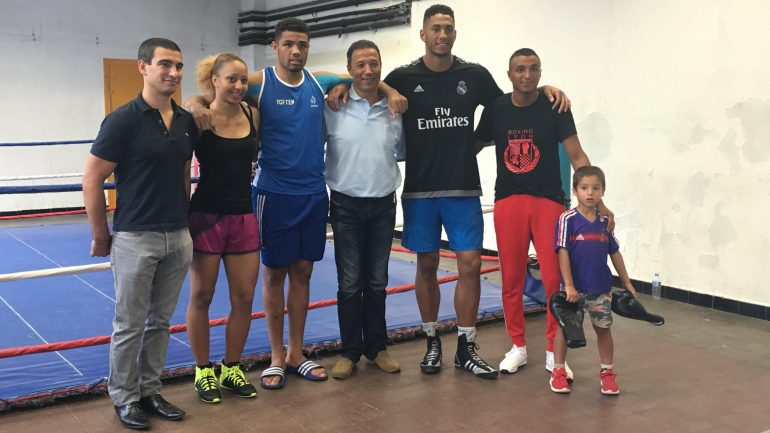 Lyon boxing United