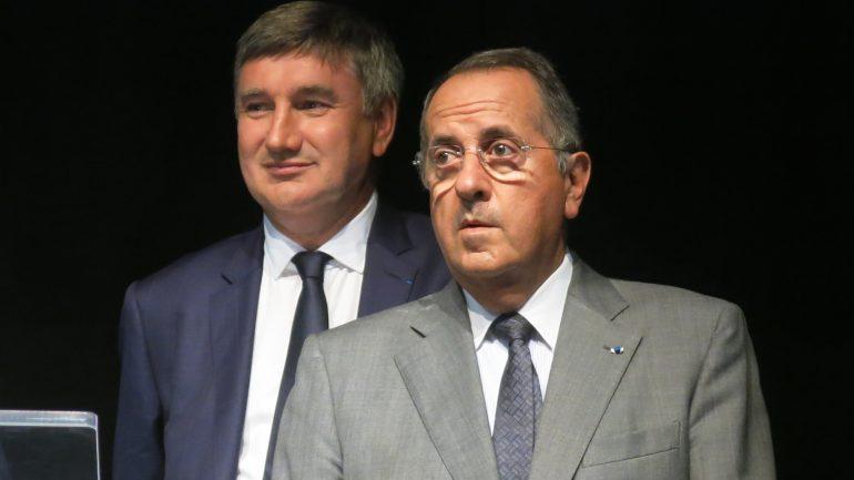 Christophe Guilloteau Michel Delpuech