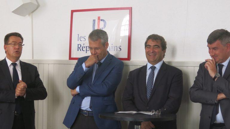 Lancement du comité de soutien à Sarkozy