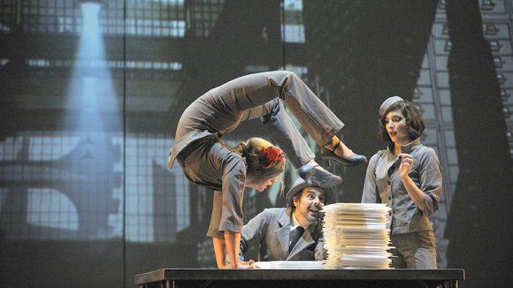 Cirque Eloize Cirkopolis 1