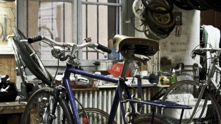 Atelier réparation vélos © Lou