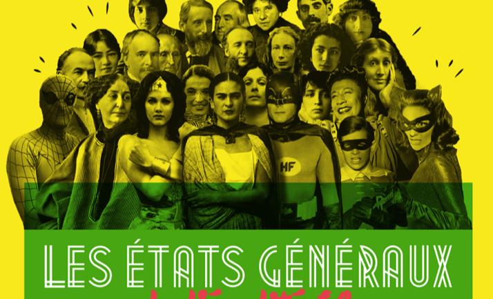 Etats généraux égalité H/F culture 2016