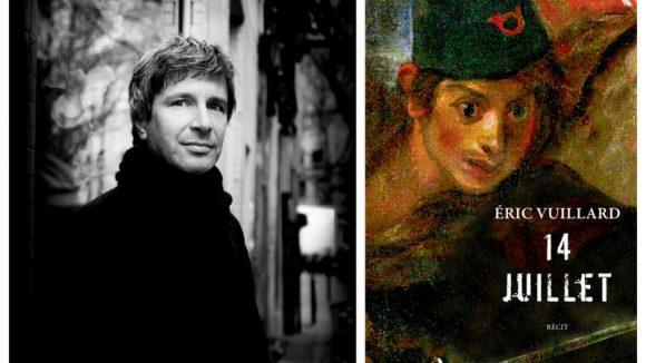 Eric Vuillard + couv 14 Juillet