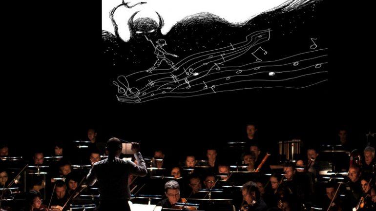 Histoire du soldat ciné-concert Auditorium