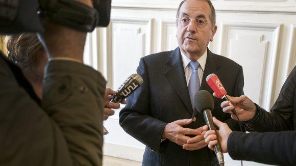 Michel Delpuech Préfecture 4.11.2016