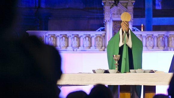 Messe église