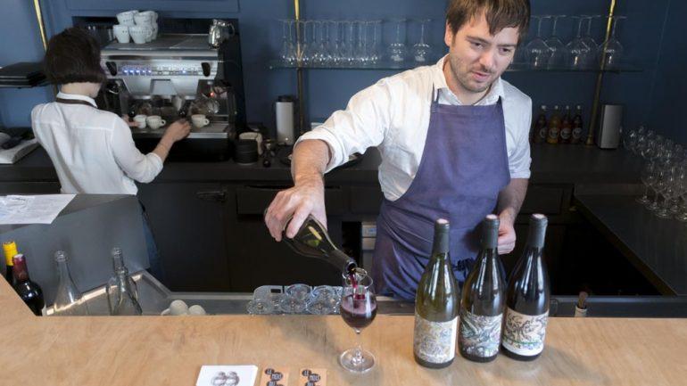 Mathieu Rostaing-Tayard et sa sélection de vin naturel