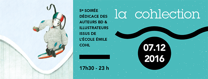 école Émile Cohl