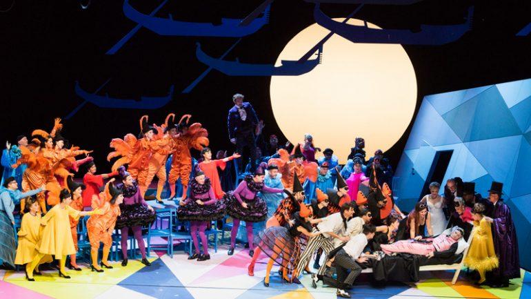 Nuit à Venise opéra 1