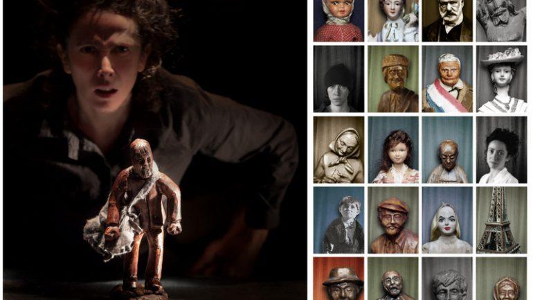 Misérables Karyatides montage