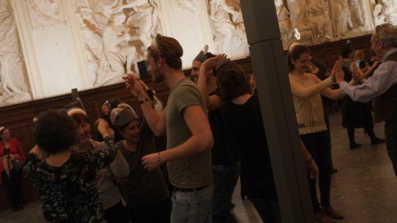 Bal au musée des Beaux-Arts
