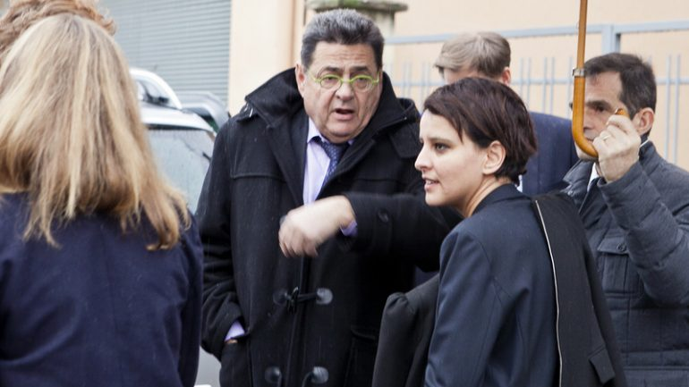 Patrice Verchère et Philippe Cochet