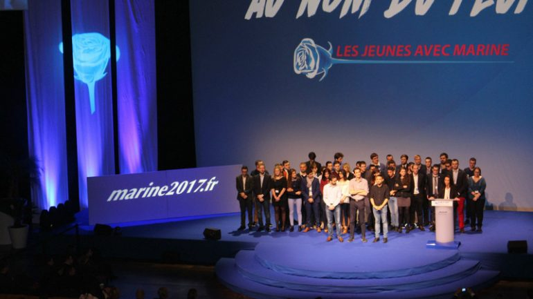Jeunes FN assises 2017