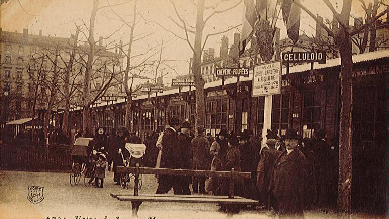 Foire de Lyon 1916