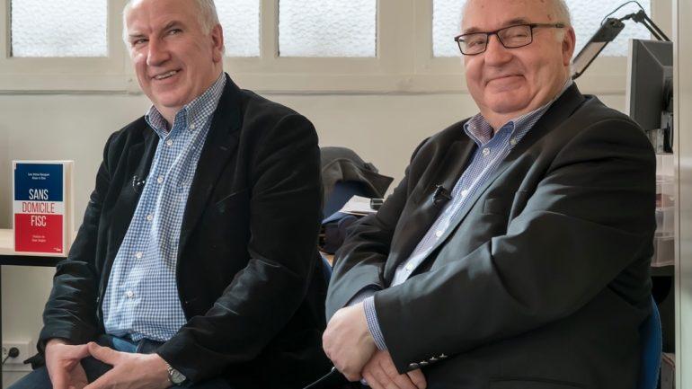 Eric et Alain Bocquet