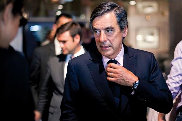 François Fillon 2013
