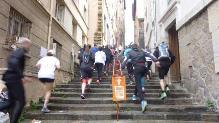 Lyon Urban Trail 2017