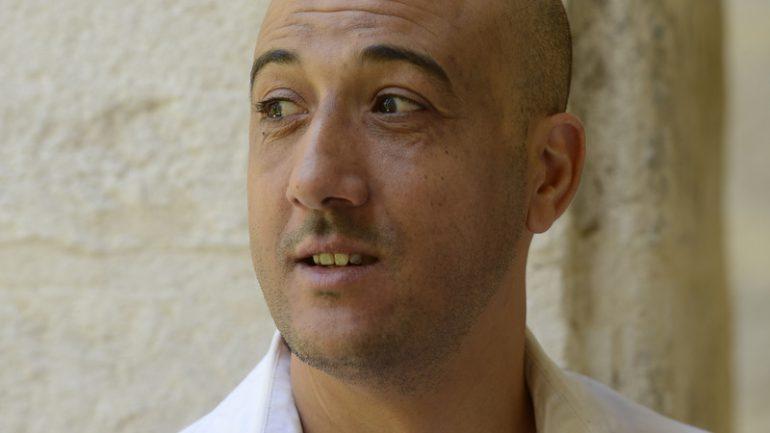 Nasser Djemaï portrait paysage