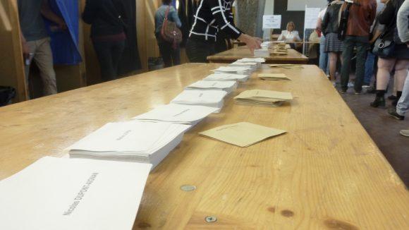 bureau de vote Présidentielle 2017