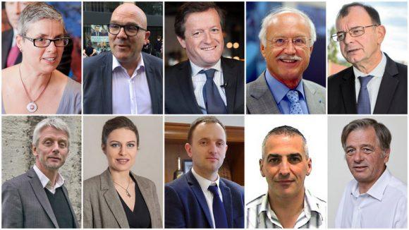 Candidats En Marche législatives 2017