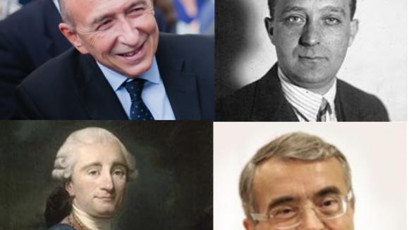 Les Lyonnais ministres de l'Intérieur