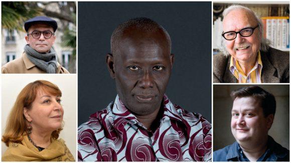 Assises 2017 Montage Boubacar Boris Diop Benmakhlouf Lapaque Rey Kachachi