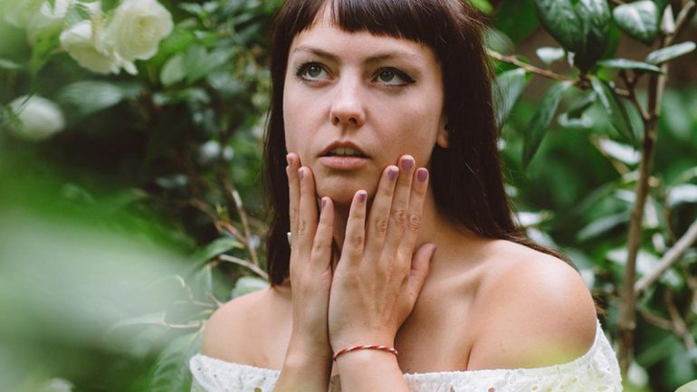 Angel Olsen 2017 home