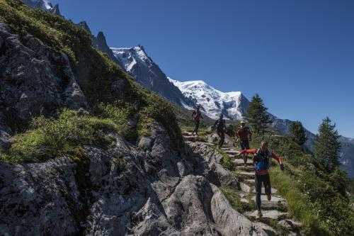 UTMB Ultra trail