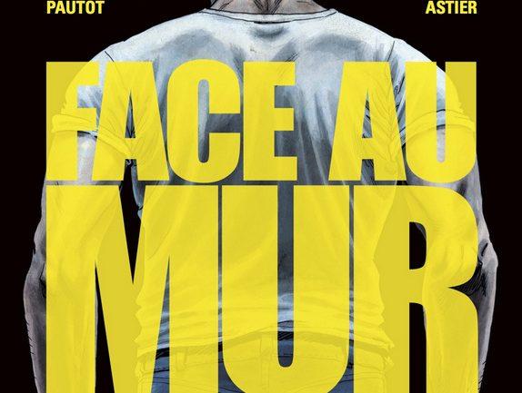 Couv Laurent Astier Face au mur