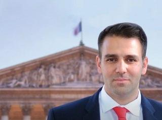 Antoine Mellies ATTENTION Visuel du candidat
