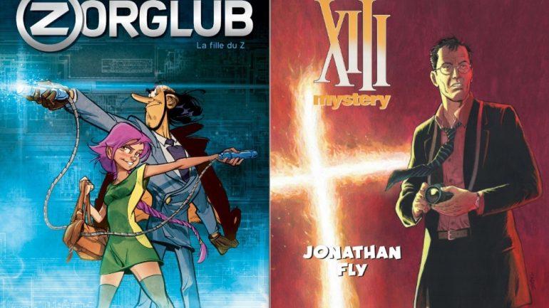 Zorglub et XIII