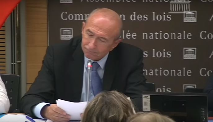 Collomb commission des lois