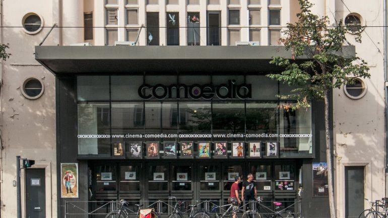 Comœdia façade