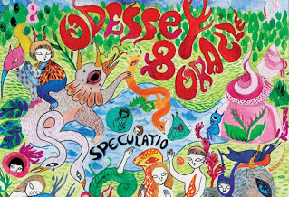 Odessey & Oracle pochette Speculatio recadrée