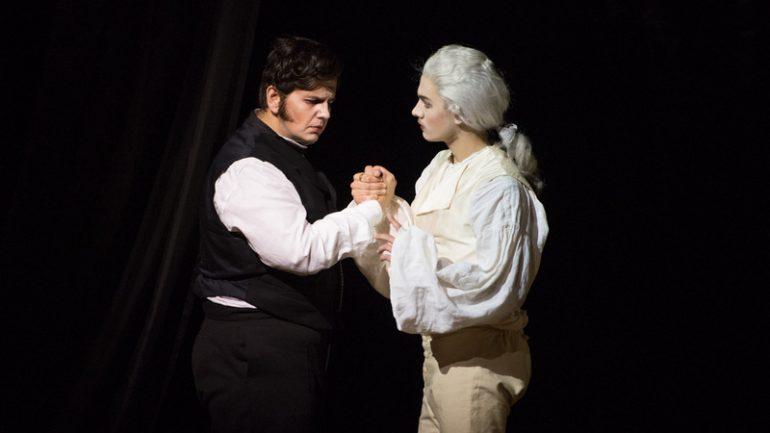 Mozart Salieri duo