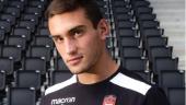 Le joueur du LOU Rugby