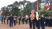 La délégation américaine