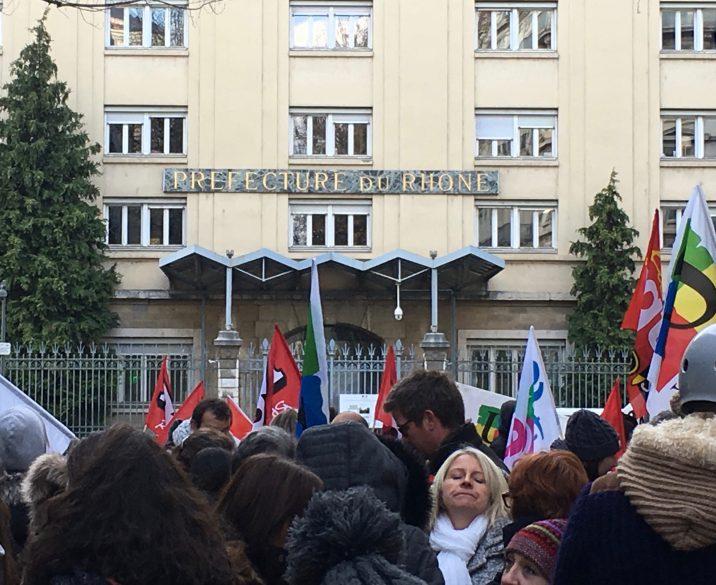 Lyon: appel à manifester ce jeudi contre la réforme de l'assurance chômage  