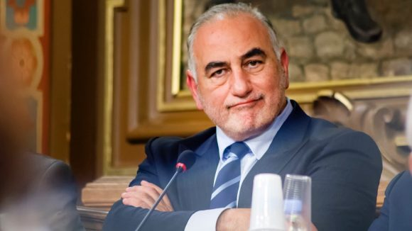 Georges Képénékian conseil municipal juillet 2017