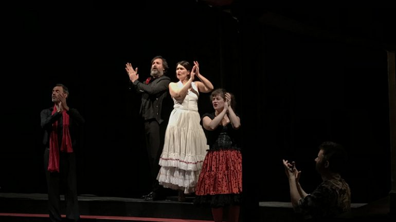 Nuit Molière théâtre de Vienne