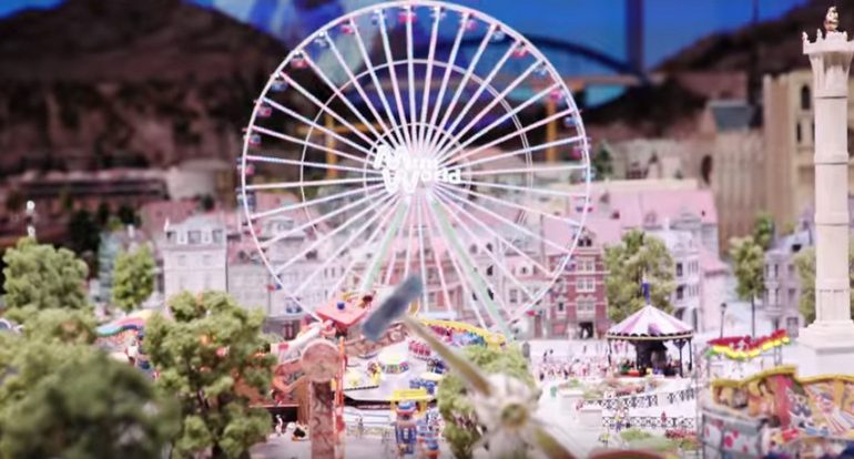 Mini World grande roue