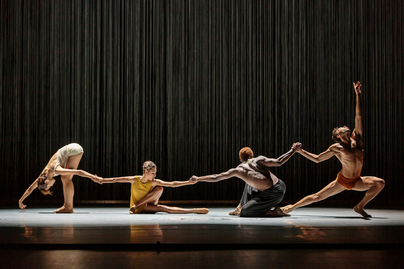 Alonzo King Lines Ballet © Chris Hardy