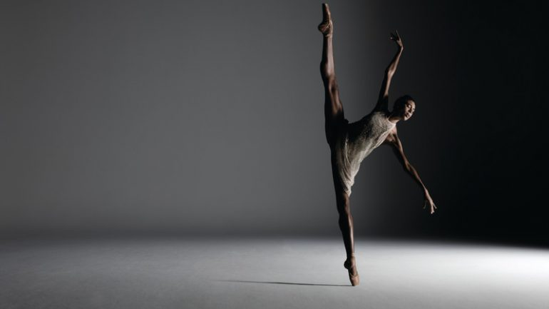 Alonzo King Lines Ballet Biophony Sand