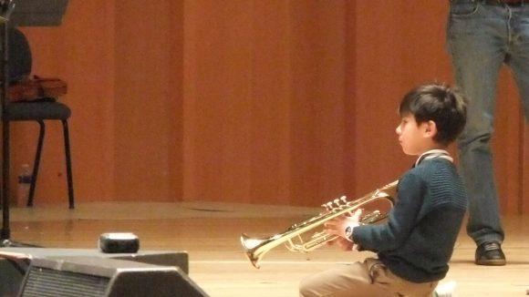 Enfant Orchestre Démos Trompette