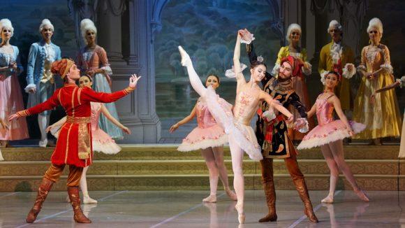 Yacobson Ballet Belle au bois dormant 2