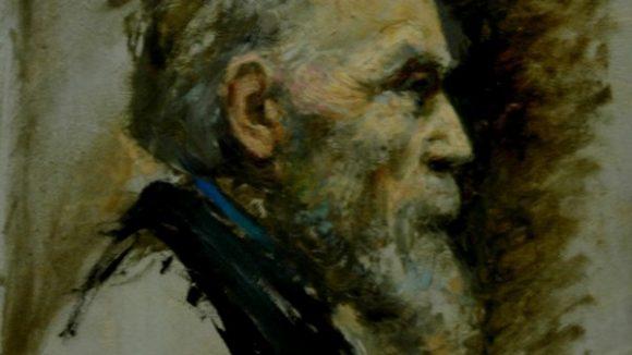 Tony Tollet Autoportrait 2