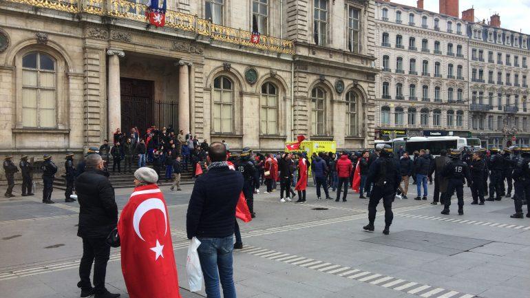 manifestation pro-erdogan