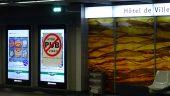 anti-pub métro