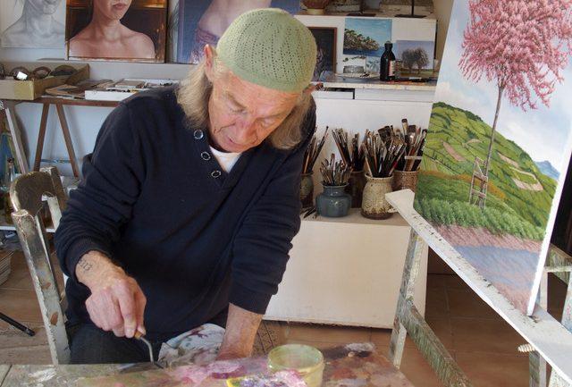 Hubert Munier peintre
