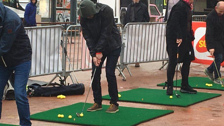 lyon street golf practice